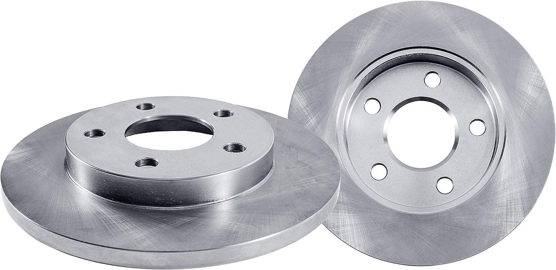Rear Brake Rotors For FORD FIVE HUNDRED TAURUS SABLE EXPLORER FLEX MKT MKS EDGE