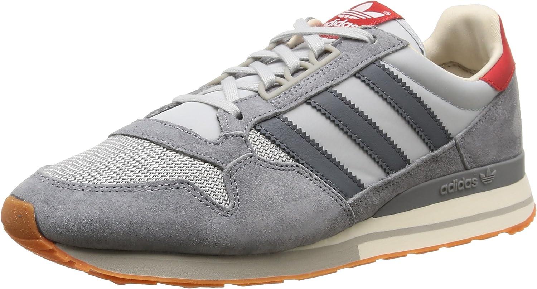 adidas ZX 500 OG W Originals Damen Women Sneaker Schuhe grau