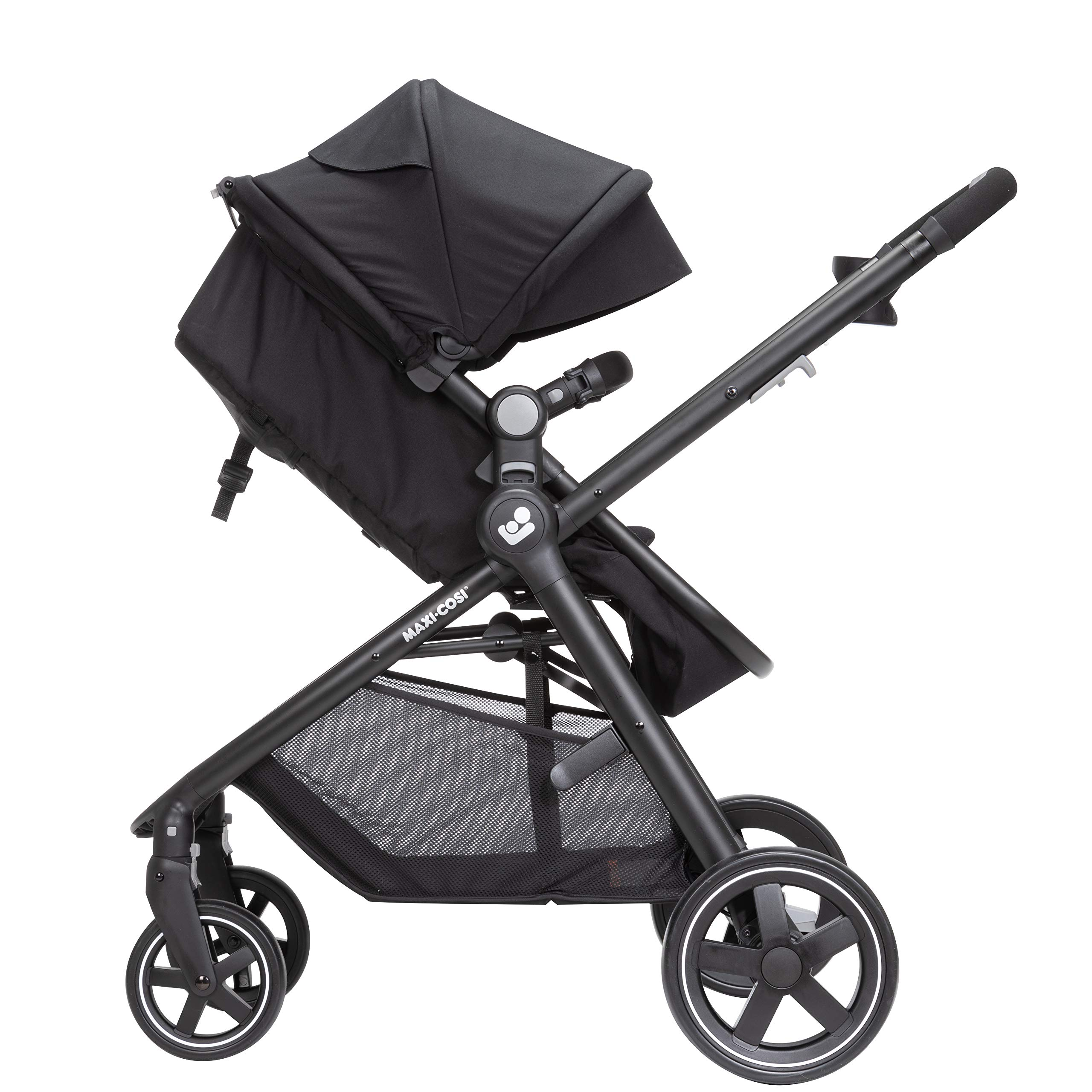 Maxi-Cosi Zelia Stroller, Night Black, One Size by Maxi-Cosi (Image #4)