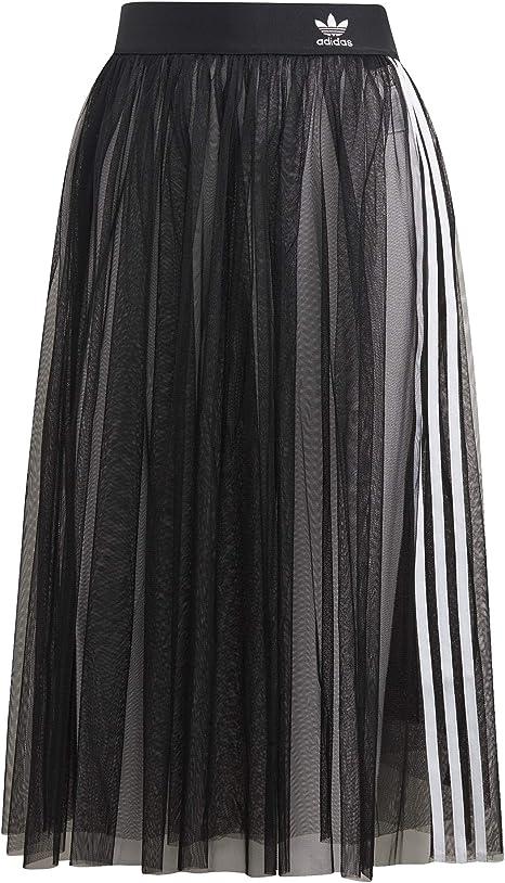 adidas Falda Tulle Negro 34 S (Small): Amazon.es: Deportes y aire ...