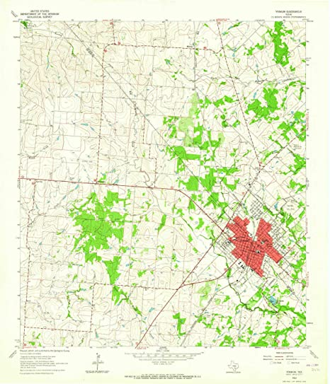 Amazon.com : YellowMaps Yoakum TX topo map, 1:24000 Scale, 7.5 X 7.5 on devers texas map, texline texas map, somervell texas map, hardin texas map, denton texas map, millican texas map, chicago texas map, meadows place texas map, webb texas map, toyahvale texas map, willacy texas map, shiner texas map, rio hondo texas map, ward texas map, nordheim texas map, st. hedwig texas map, reeves texas map, kennard texas map, warda texas map, holiday lakes texas map,