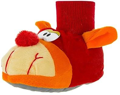 Beppi Kinder Hausschuhe Lustige Schuhe Warme Kinderschuhe Mit
