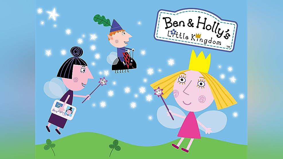 Ben & Holly's Little Kingdom, Vol. 4