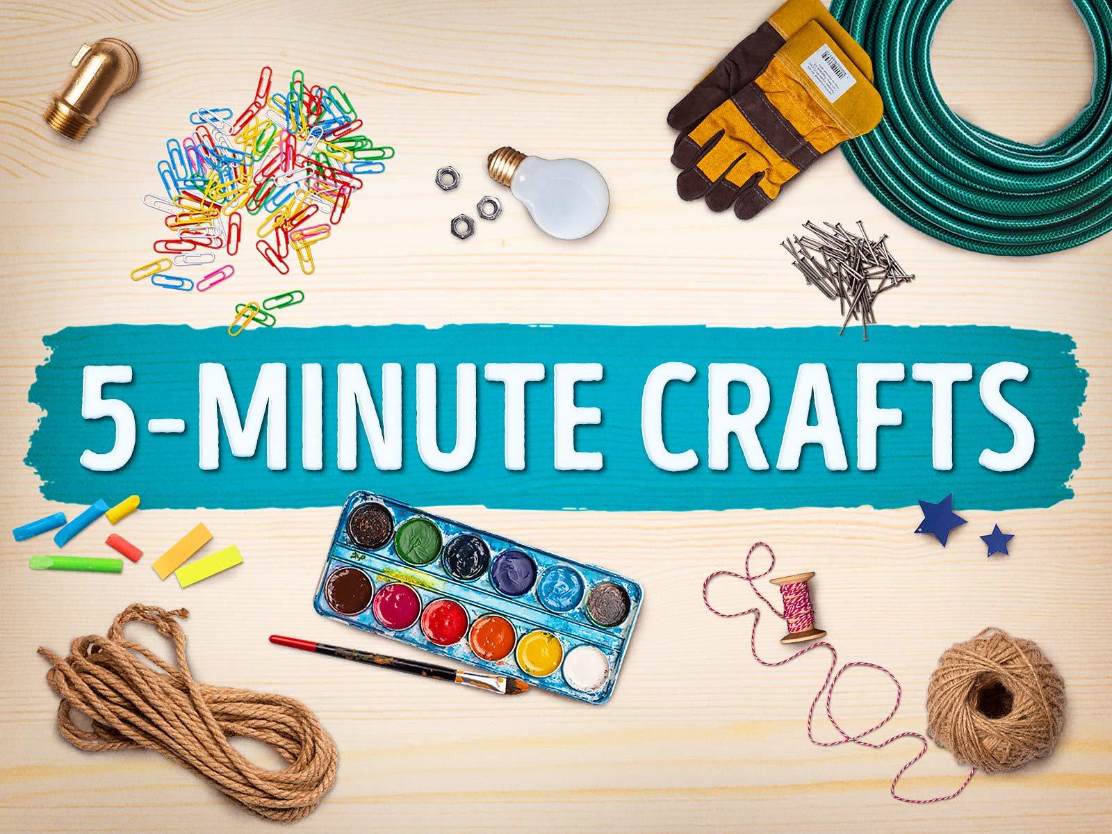 Watch 5 Minute Crafts | Prime Video
