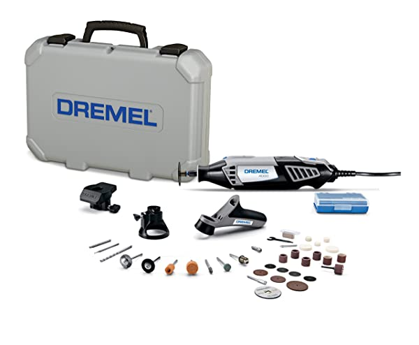 Dremel 4000-3/34 120-Volt Variable Speed Rotary Tool Kit review