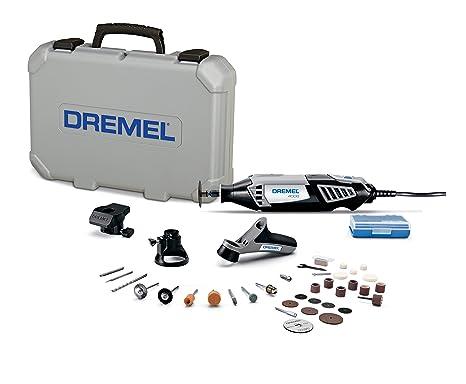 Dremel 3000-1/25 120-volt Variable Speed Rotary Tool Kit With 1 Attachment And Narzędzia obrotowe Majsterkowanie