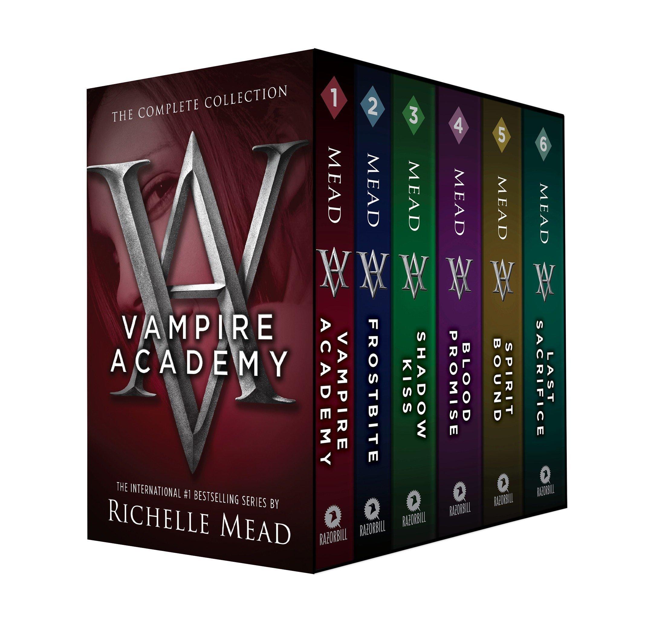 Vampire Academy Box Set 1-6 by Razorbill