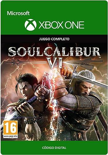 Soul Calibur VI: Standard Edition - Xbox One - Código de descarga: Amazon.es: Videojuegos
