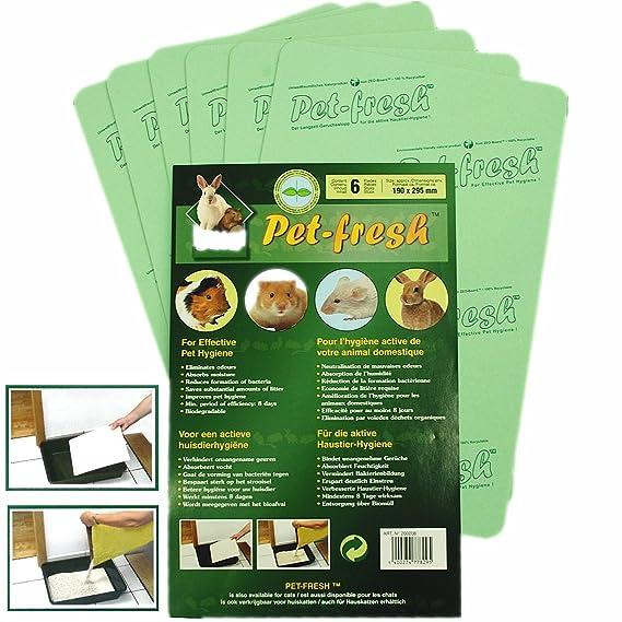 bittu® pet-fresh 6pcs 6 piezas Pet olores Control humedad Absorber ...