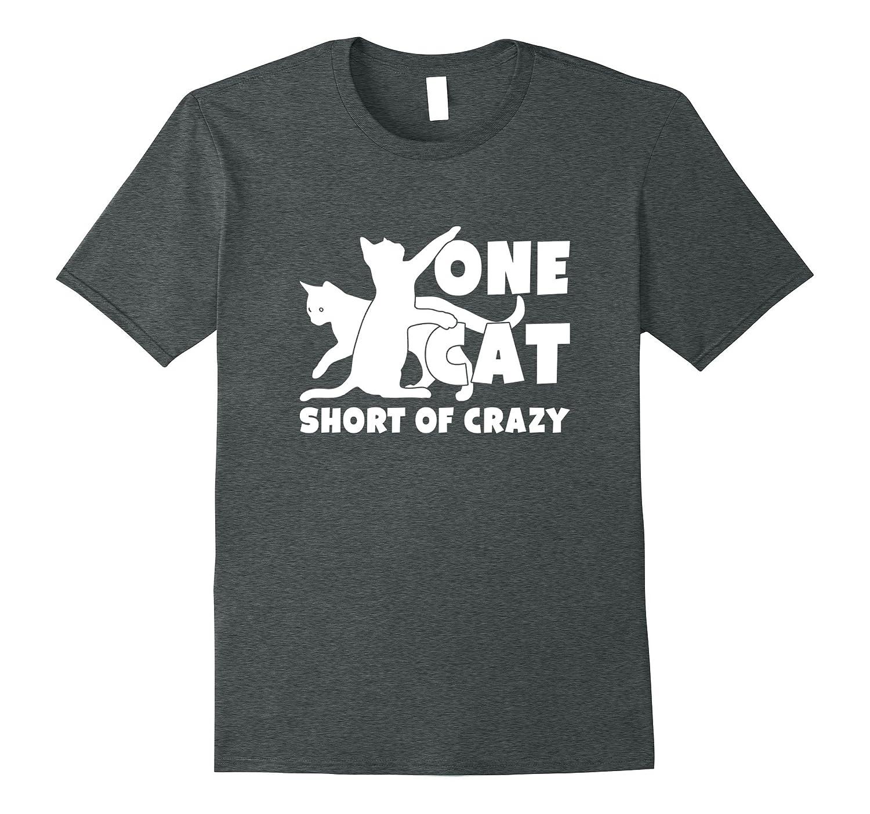 Womens Cat T Shirt Feline Message-Awarplus