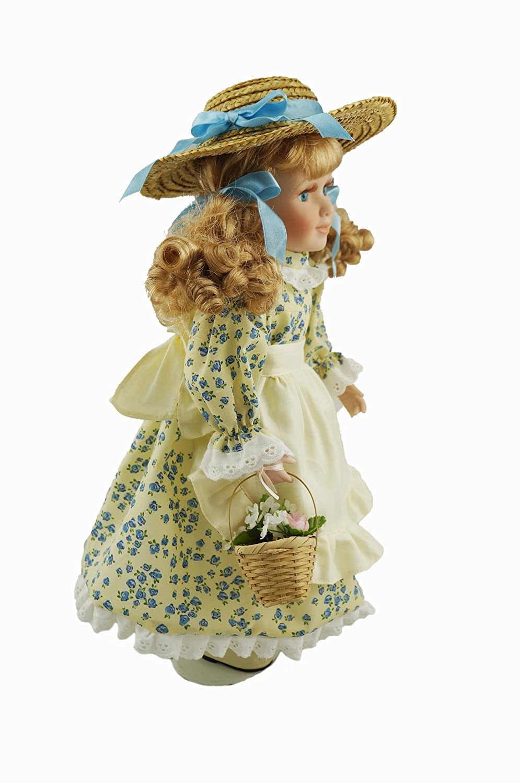 Cosette nueva porcelana colectiva mu/ñecas Vintage decoraci/ón del hogar para decoraci/ón flores ni/ña