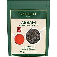 VAHDAM, Assam Zwarte Theeblaadjes, (200+ Kopjes) 454g | Sterke, MOUTIGE & Rijke Bladthee | 100% Pure Assam Thee…