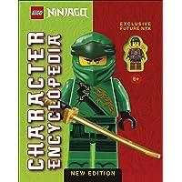 LEGO Ninjago Character Encyclopedia New Edition: with exclusive Future Nya LEGO minifigure