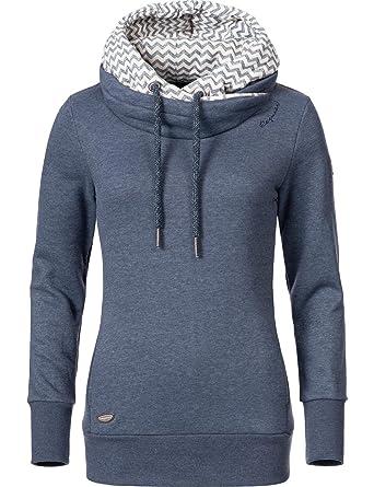 Shirt Et Accessoires Ragwear Sweat Femme Vêtements 8wxq56q