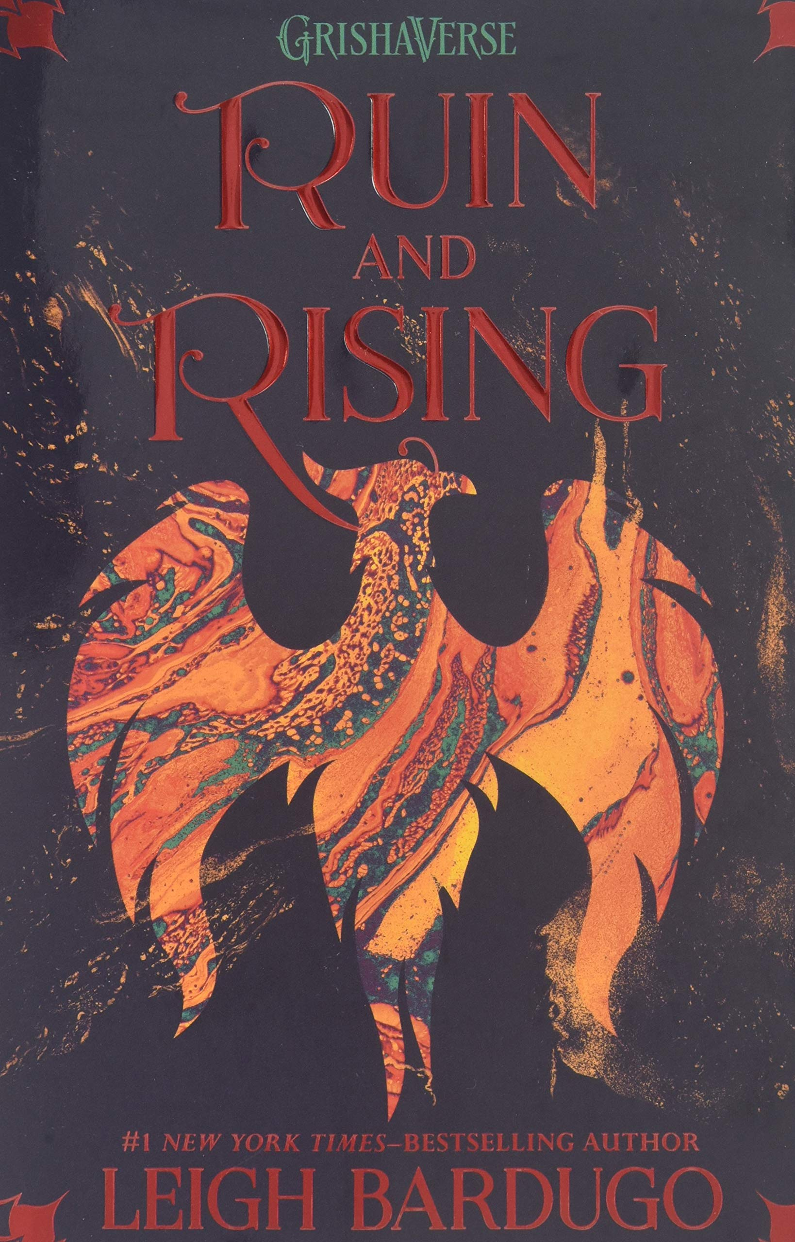 Ruin and Rising (Shadow and Bone Trilogy, 3): Amazon.co.uk ...