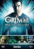 GRIMM/グリム ファイナル・シーズン DVD-BOX