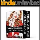 Carrington Hill Investigations Series Box Set