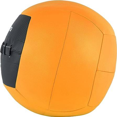 MSPORTS Wall de Pelota Premium Peso 2 – 10 kg Balón Medicinal, 6 kg - Orange: Amazon.es: Deportes y aire libre
