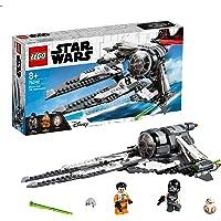 LEGO Star Wars Resistance Black Ace TIE Interceptor 75242 Building Kit, New 2019 (396 Pieces)