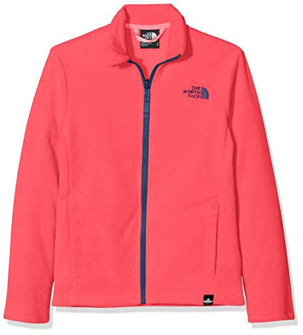 The North Face Y Snow Quest FZ Chaqueta con Cremallera Integral Snowquest, Unisex niños,