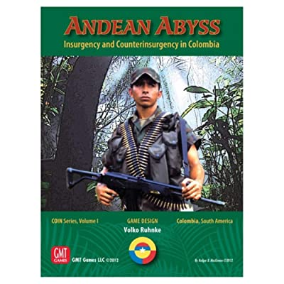 Andean Abyss - Coin Series Volume 1 Game: Toys & Games