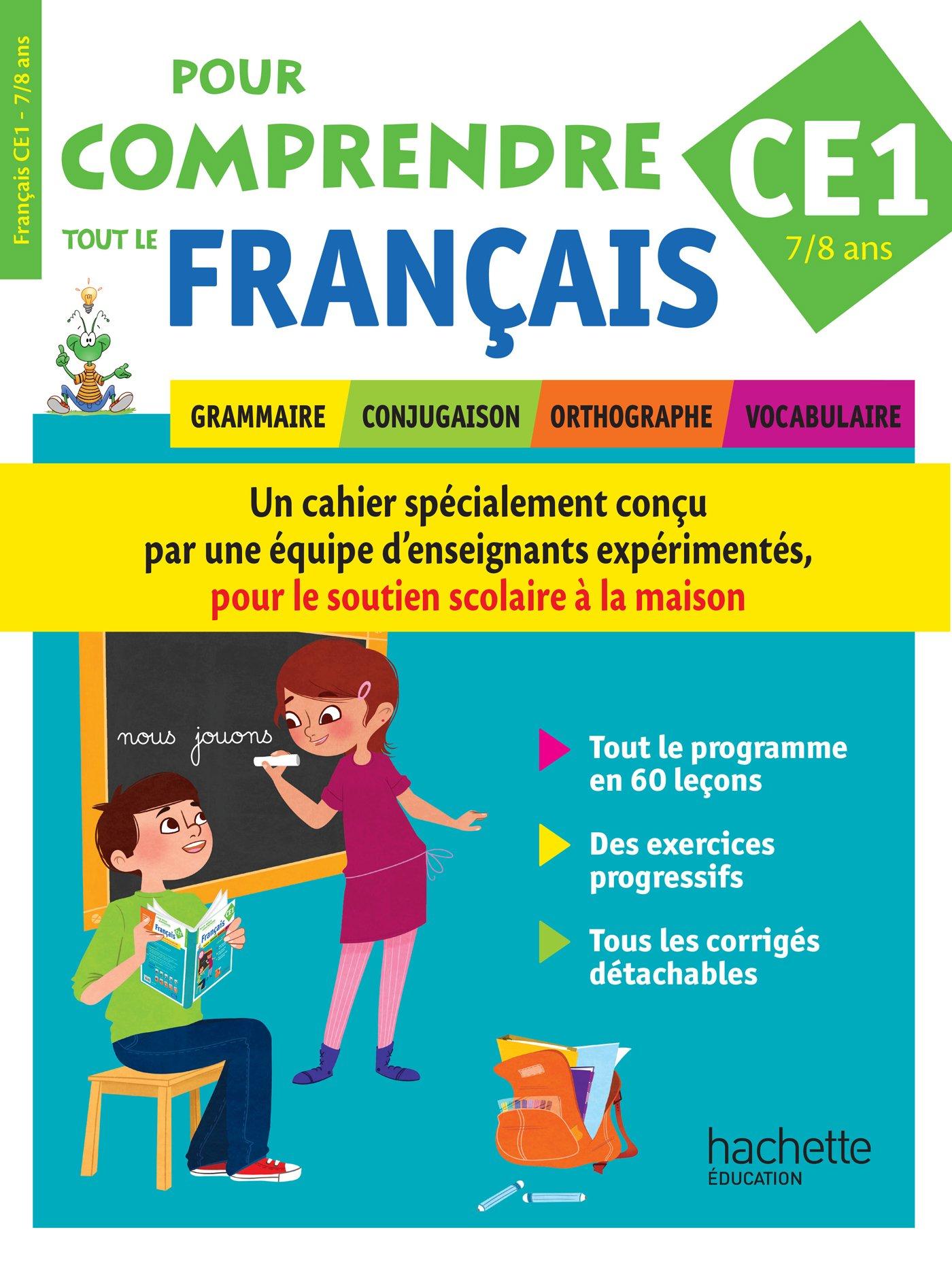 Amazon Fr Pour Comprendre Tout Le Francais Ce1 Magali