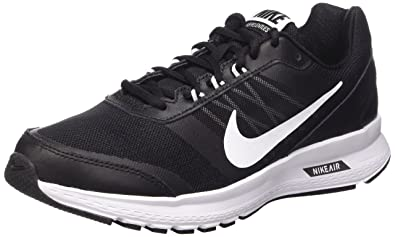 Nike Air Relentless 5 Lightweight Mens Running Shoes Black LR