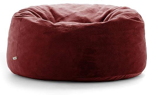 Big Joe King Fuf Beanbag Chair Foam Filled Bean Bag - the best bean bag chair for the money