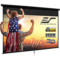 Deals on Elite Screens Manual B 120-in 16:10 Projector Screen
