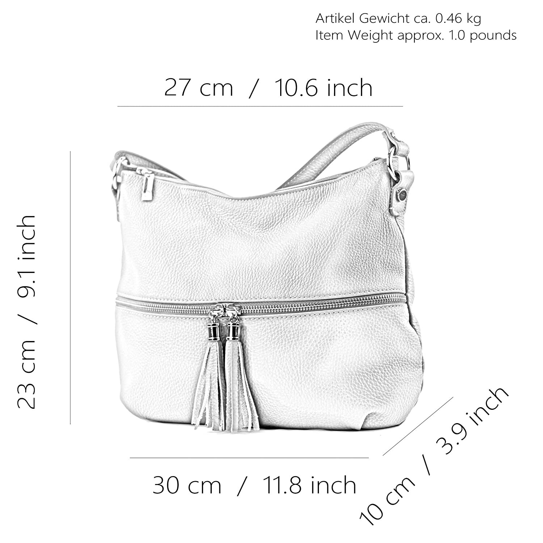Ital Umh/änge- cuir sac /à bandouli/ère T159 modamoda de