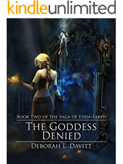 Amazon the goddess embraced the saga of edda earth book 3 the goddess denied the saga of edda earth book 2 fandeluxe Images