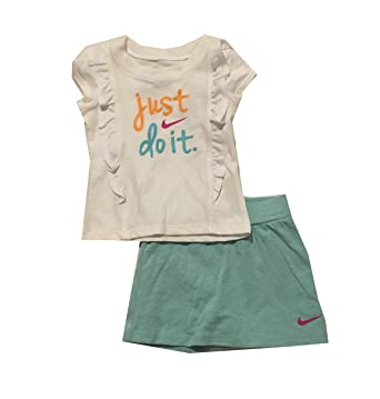 56cc7cfd2 Image Unavailable. Image not available for. Color: Nike Infant Girls T-Shirt  ...