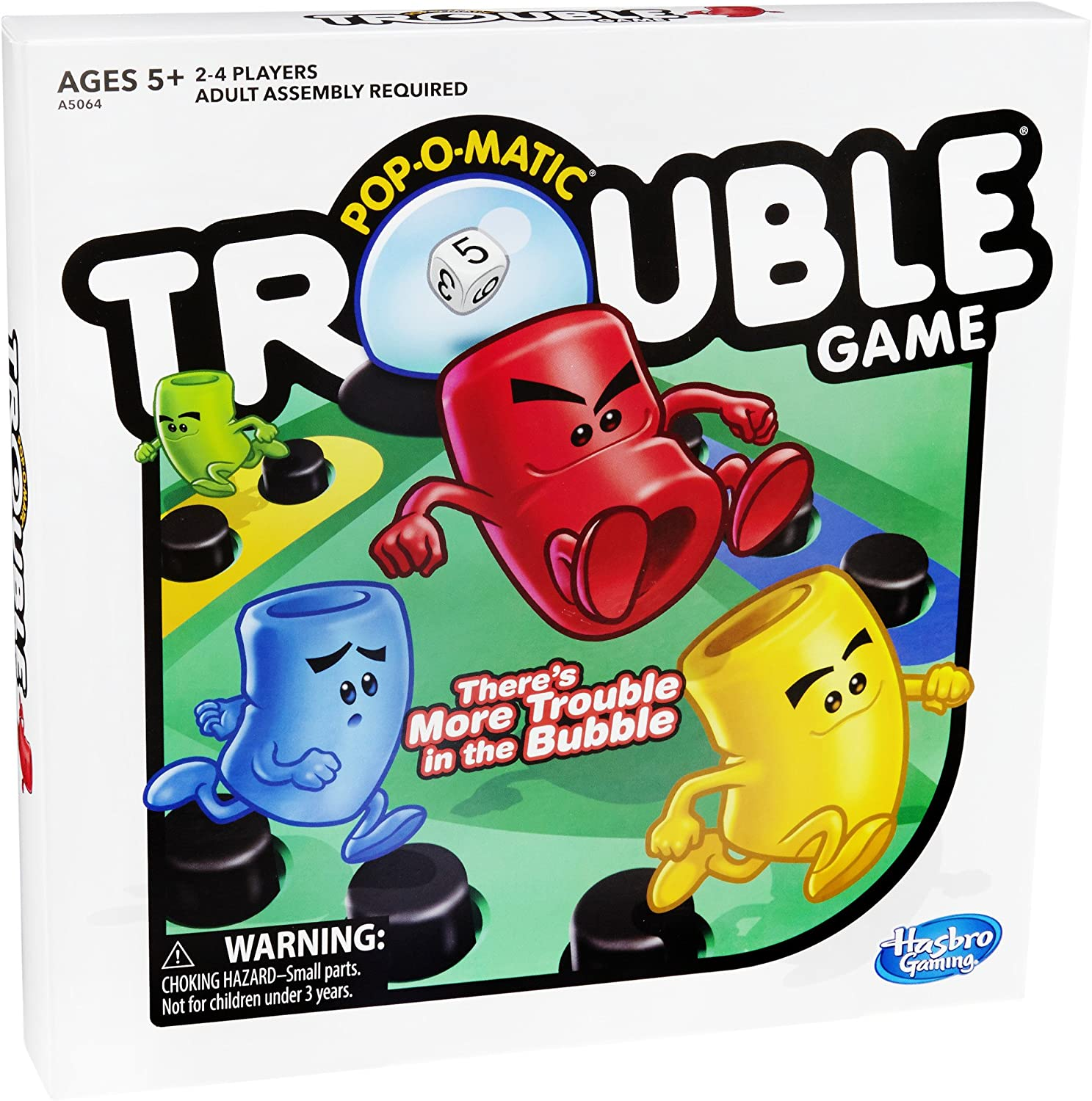 Amazon.com: Trouble Game: Toys & Games