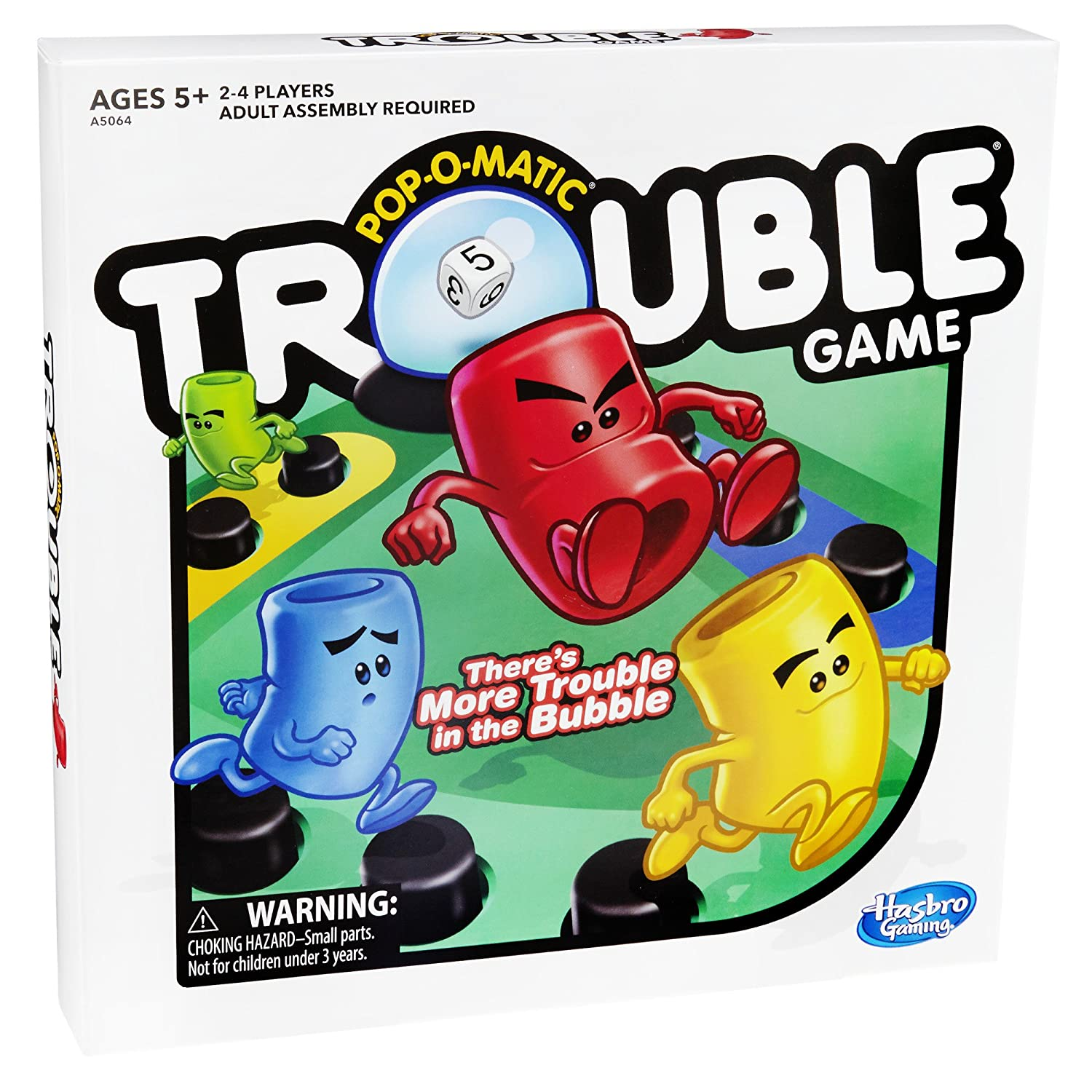 Develops Motor Skills Deductive Reasoning Aim Gamie Aiming Hat Launcher Game for Kids Board Game for Boys and Girls Fun and Interactive Birthday or Slumber Party Activity