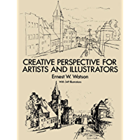 Creative Perspective for Artists and Illustrators (Dover Art Instruction) (English Edition)