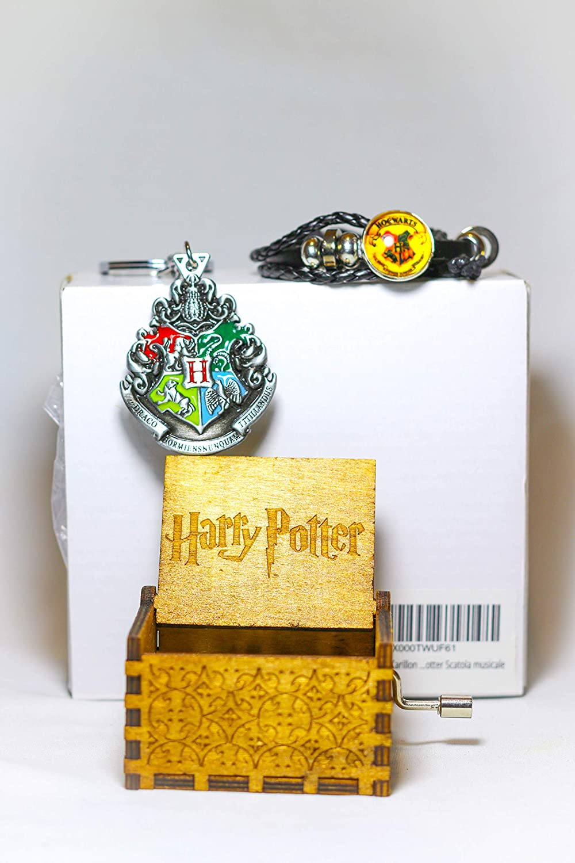 Cest Chic. Caja de música con el tema de Hedwig de Harry Potter ...