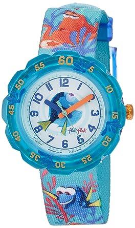 Armbanduhr kinder flik flak  Flik Flak Unisex Kinder-Armbanduhr FLSP011: Amazon.de: Uhren