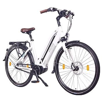 "NCM Milano MAX 28"" Bicicleta eléctrica Unisex pedelec, Bicicleta de Trekking, 36V 250W"