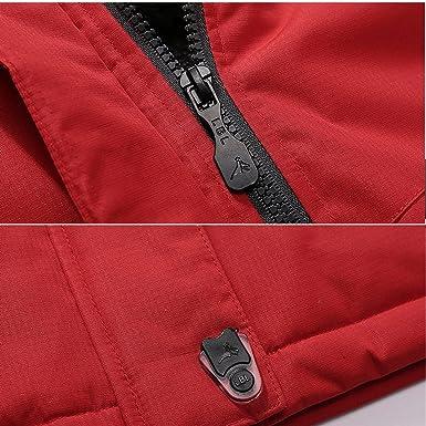 d1fa3fe84e12a luckmarket Giacca Softshell Militare Impermeabile Outdoor Sportive  Alpinismo Antivento Giacche da Uomo Invernali  Amazon.it  Abbigliamento