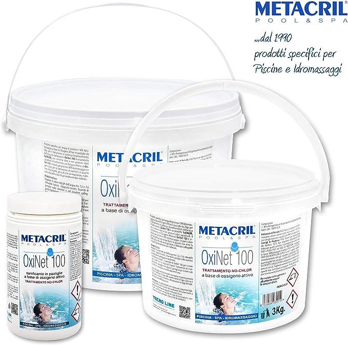 Metacril oxígeno Activo en Pastillas de G – oxinet kg.1 – Ideal ...