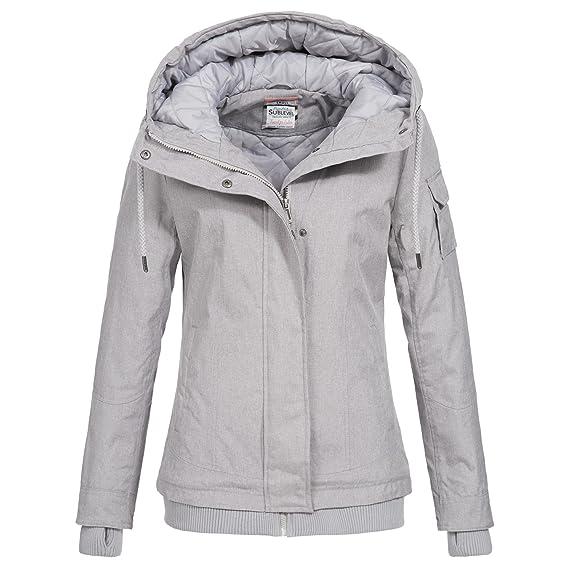 ??? Herrenmode Next Quilted Khaki Olive Green Sherpa Fleece Borg Mens Winter Jacket Coat New Geschickte Herstellung