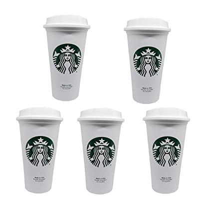 Pack Starbucks Travel Oz Coffeegrande Go 5 Cup To 16 Reusable QdhxBotsrC
