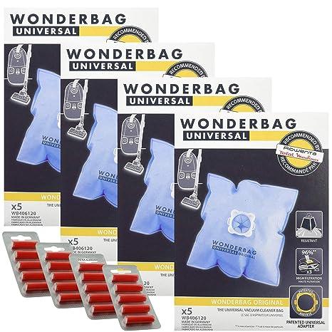 Wonderbag Bolsas de aspiradora originales para aspiradora ...