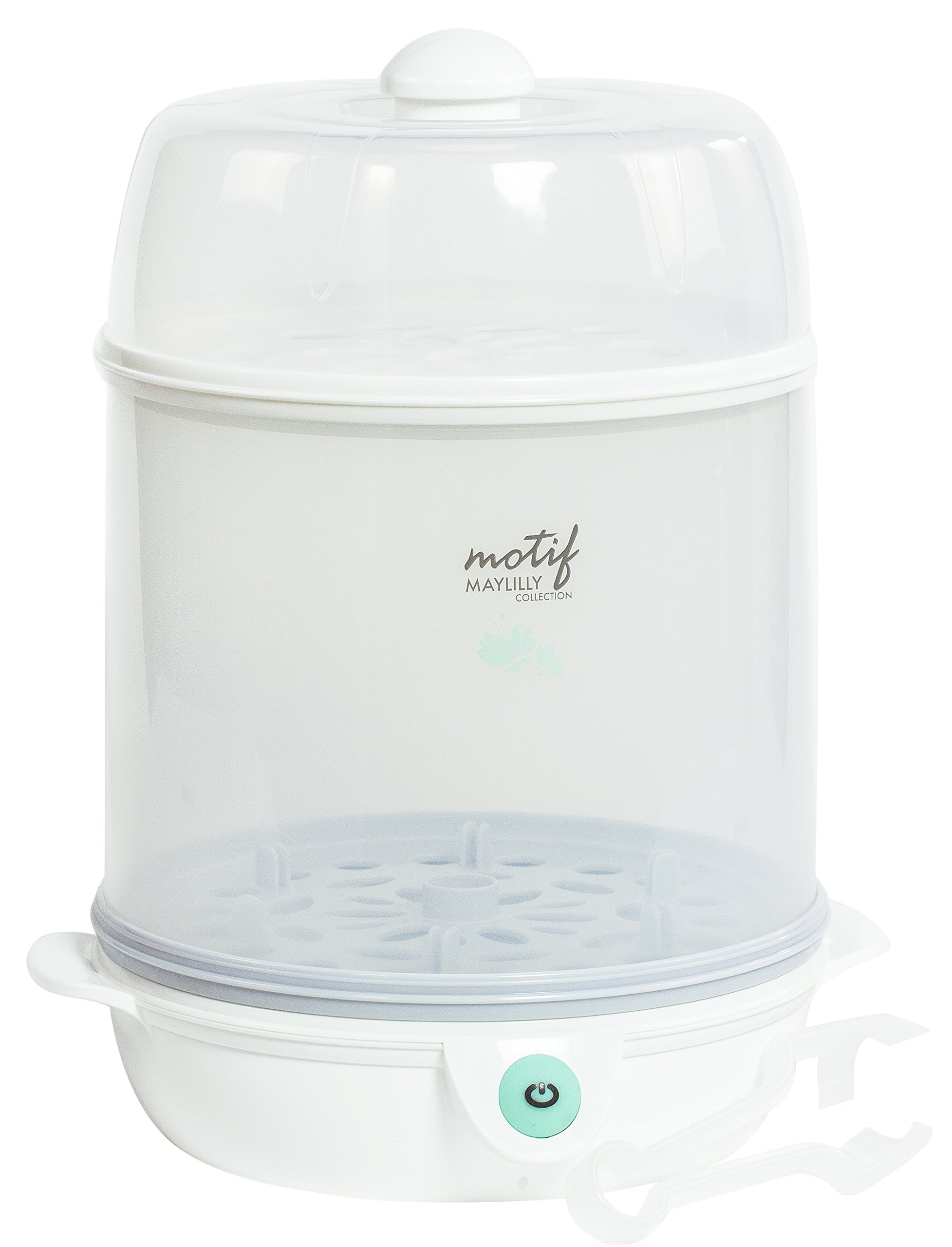 Motif Maylilly Collection ''Trumpetlilly'' Electric Steam Bottle Sterilizer by Motif Medical