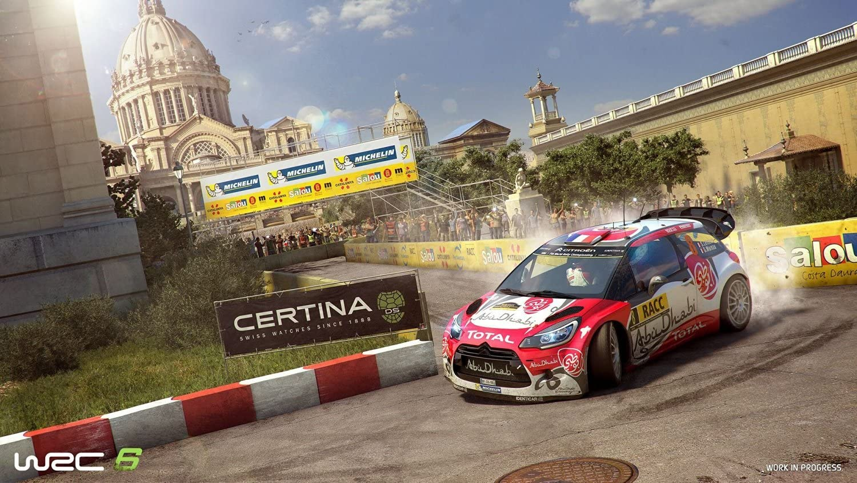 WRC 6 PS4: Amazon.es: Videojuegos