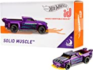 Hot Wheels id Solid Muscle {Nightburnerz}