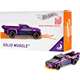 Hot Wheels Solid Muscle