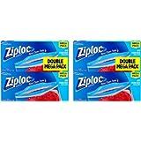 Ziploc Freezer Bags pQdUd Gallon Mega Pack, 120 Count (2 Pack)
