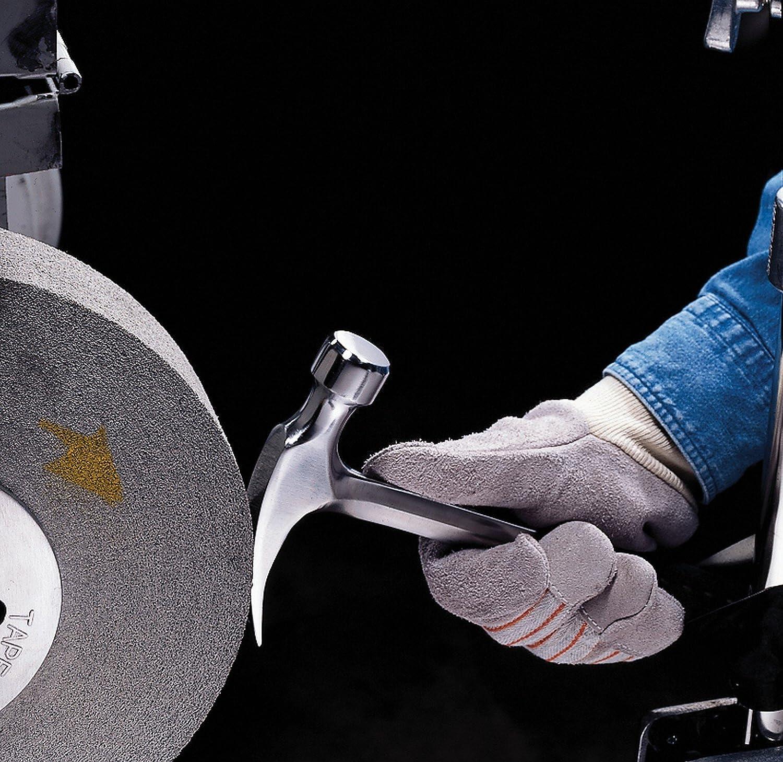 3000 rpm EX2 Deburring Wheel Pack of 1 12 Diameter x 1 Width 5 Arbor TM Scotch-Brite 8A Medium Grit Aluminum Oxide