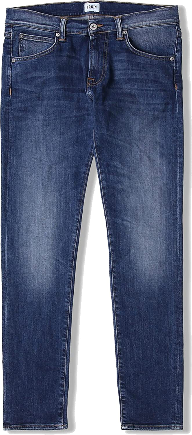 fd43640014ad8 Edwin ED-85 Slim Tapered Jeans CS Night Blue Denim - Mid good ...